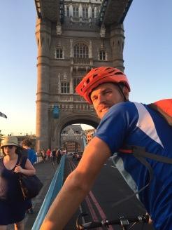 Tower Bridge- sightseeing in London