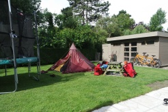 Garden Camping, Belgium