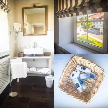 page bathroom