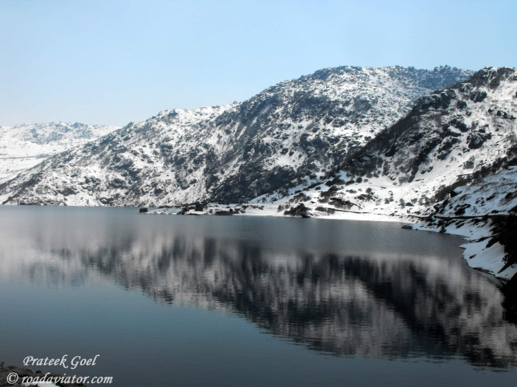 1. Tsomgo Lake, Sikkim