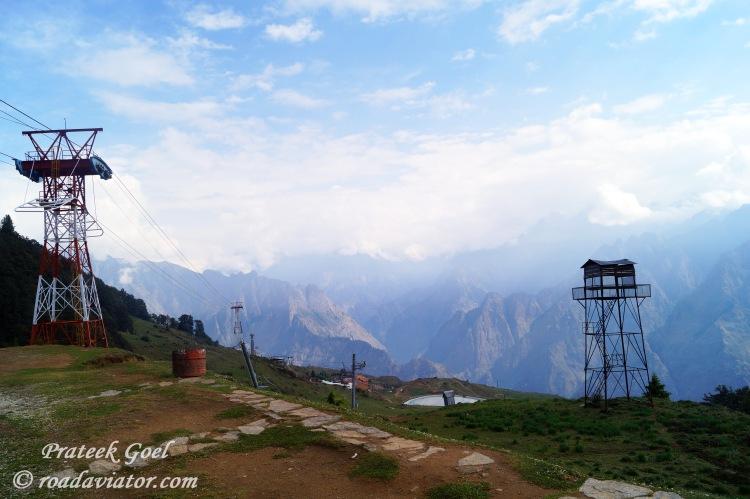 4. Auli, Uttarakhand
