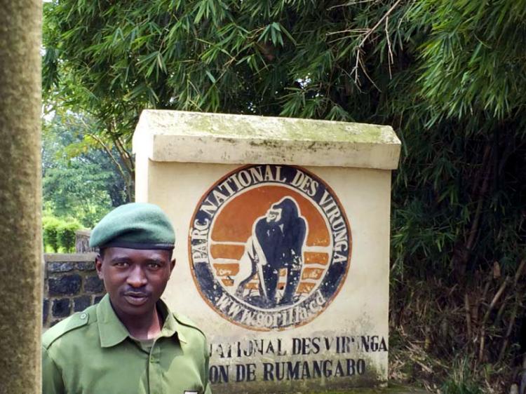Ingresso-Virunga