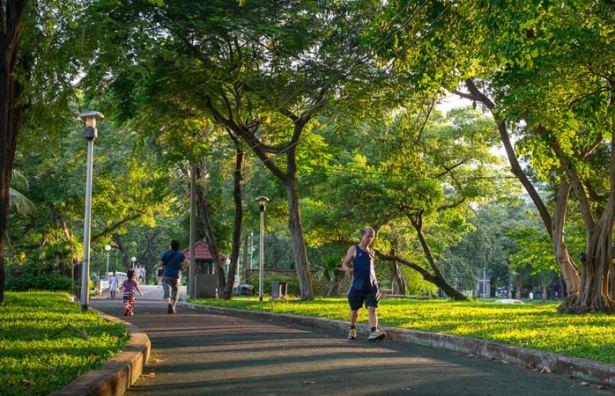 -umpini Park Thailand